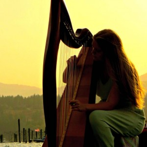Special Event Harpist and Vocalist - Harpist in Coeur D Alene, Idaho