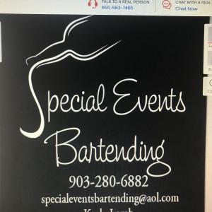 Special Events Bartending - Bartender in Delight, Arkansas