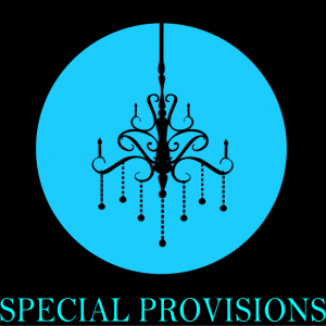 Special Provisions - Event Planner in Atlanta, Georgia
