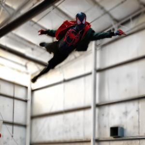 Spiderman m8 - Stunt Performer in Smithfield, Utah