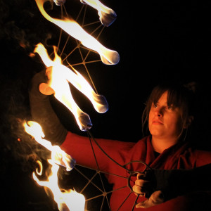 Spinanigans - Fire Performer / Fire Dancer in Greenville, South Carolina