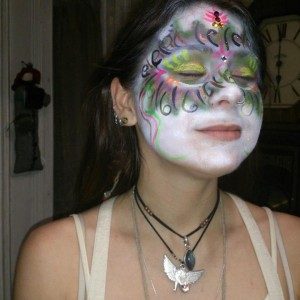 Split Open and Melt Body Paint and Design - Body Painter in Hoosick Falls, New York