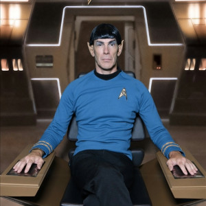 Spock on Earth - Look-Alike / Science Party in Los Angeles, California