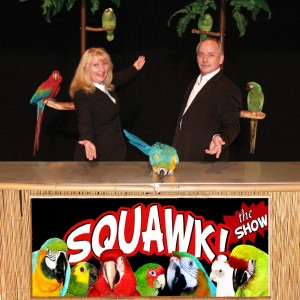 Squawk! The Amazing Bird Show - Variety Entertainer / Animal Entertainment in Kissimmee, Florida
