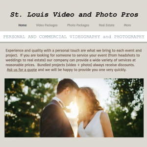 St Louis Video Pros - Wedding Videographer in St Louis, Missouri