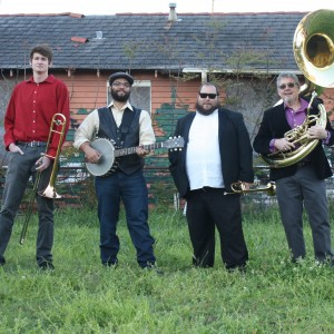 St. Roch Syncopators - Jazz Band in New Orleans, Louisiana