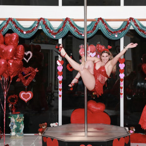 Stage Pole - Aerialist / Burlesque Entertainment in Lake Worth, Florida