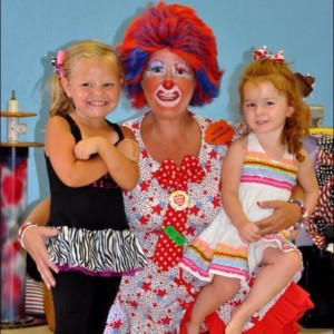 Star Spangle the Clown & friends - Clown in Cache, Oklahoma