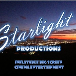Starlight Productions - Outdoor Movie Screens in Arlington, Texas