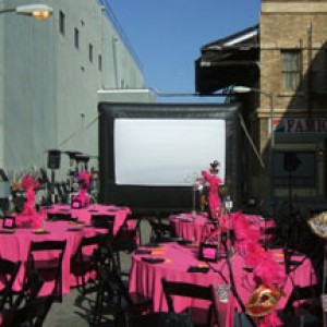 Starlight Theaters Outdoor Movie Rentals - Outdoor Movie Screens / Photo Booths in Sylmar, California