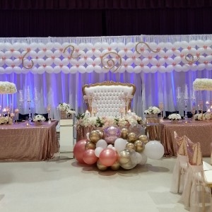 Starlite Creations Balloon Decor