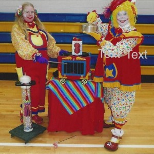 Star The Clown & Troupe with Character Costumes - Costume Rentals in Johnson City, Tennessee