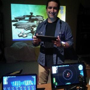 Starship Command - Mobile Game Activities in Ypsilanti, Michigan