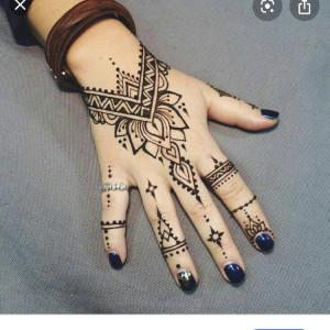 Starting Stars Henna - Henna Tattoo Artist in Cleveland, Ohio