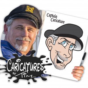Caricatures by Tim Banfell - Caricaturist in Pensacola, Florida
