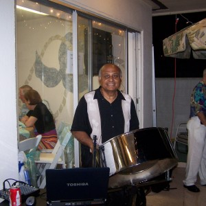 Steel Pan Jam - Caribbean/Island Music in Sarasota, Florida