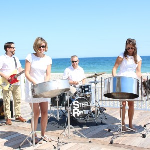 Steel Rhythm Steel Drum Band - Caribbean/Island Music in Boston, Massachusetts