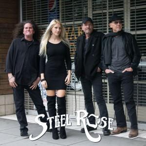 Steel Rose - Country Band in Sacramento, California