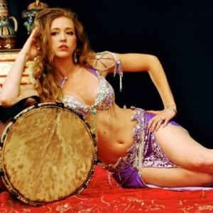 Stefanya - Belly Dancer in Los Angeles, California