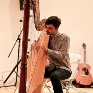 Stephan Haluska - Harp - Harpist in Cleveland, Ohio