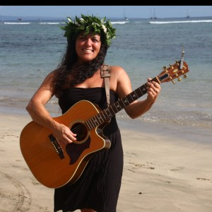 Stephanie Pszyk - Singing Guitarist / Acoustic Band in Maui, Hawaii