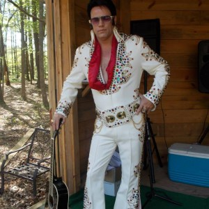 Steve Elvis Petty - Elvis Impersonator / Impersonator in Douglasville, Georgia