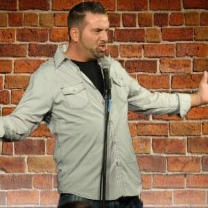 Steve Halligan - Comedian