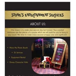 Stone's Entertainment Services