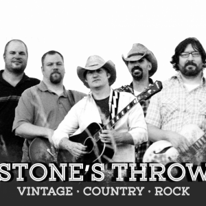 Stone's Throw - Country Band in Norman, Oklahoma