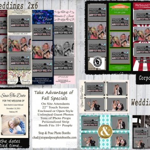 Stop & Pose Photo Booths - Photo Booths / Wedding DJ in Hudson, Wisconsin