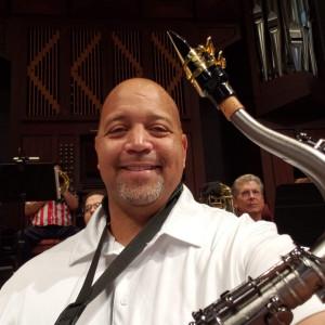 Stormsax - Saxophone Player in Houston, Texas