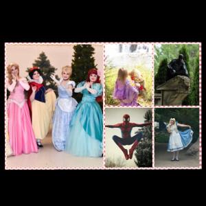 Storybook Parties Idaho - Princess Party / Children's Party Entertainment in Idaho Falls, Idaho