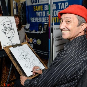 Stoyanart - Caricaturist in Fort Lauderdale, Florida