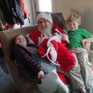 Straight from the Workshop - Santa Claus in Payson, Utah