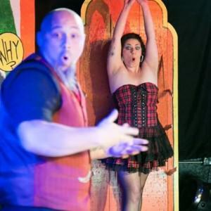 Strange Danger Thrill Show - Circus Entertainment in Houston, Texas