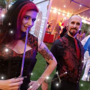 Stray Cat Circus Sideshow - Sword Swallower / Circus Entertainment in Charlotte, North Carolina