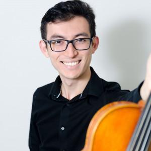 Michael Shingo Crawford - Violinist in Philadelphia, Pennsylvania