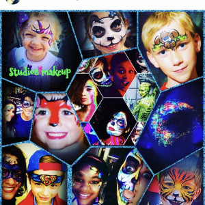 Studio 8 makeup - Face Painter / Balloon Twister in Long Beach, Mississippi