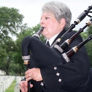 Sue Brannon - Bagpiper / Celtic Music in San Antonio, Texas