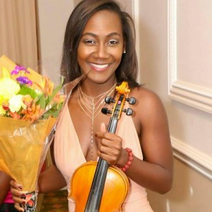 Sue Celestin-  Violin Enthusiast - Violinist in Phoenix, Arizona