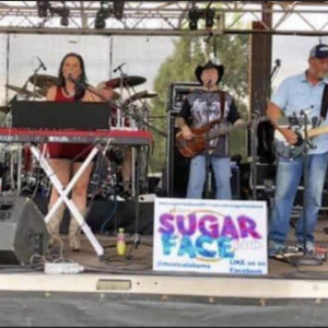 Sugar Face Band - Cover Band in Leeds, Alabama