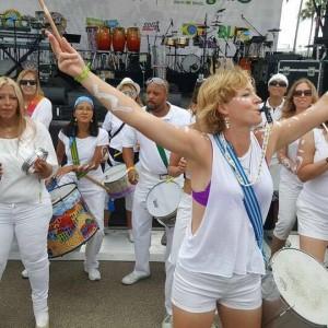 Super Sonic Samba School