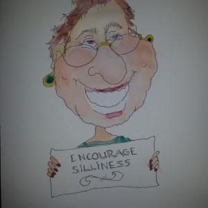 Susan Edelman Caricature Artist - Caricaturist / Painting Party in Harrisonburg, Virginia