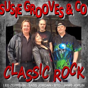 Susie Grooves & Company - Classic Rock Band in Toronto, Ontario