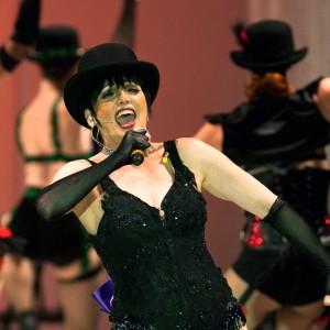 Suzanne Goulet - Liza Minnelli Impersonator in Las Vegas, Nevada