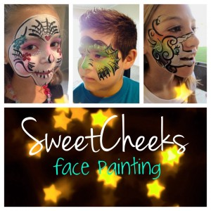 Sweet Cheeks Face Painting - Face Painter in Las Vegas, Nevada