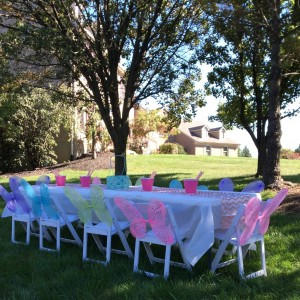 Sweet Petite Seating - Tables & Chairs / Party Rentals in Hamilton, Ohio