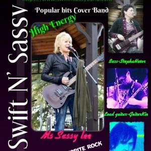 Swift N Sassy Band - Rock Band in Boise, Idaho
