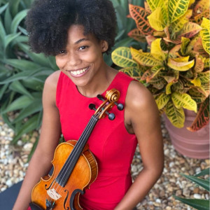 Syanne Potts - Violinist in Jacksonville, Florida