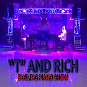 """T"" and Rich Dueling Piano Show - Dueling Pianos in Cleveland, Ohio"